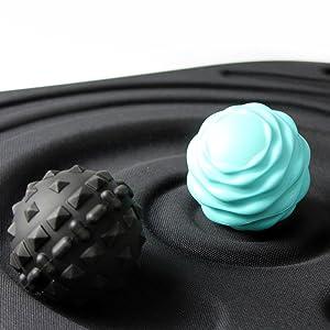 Anti-Fatigue Roller Balls to Relieve Pressure