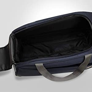 Aristocrat Cadet Polyester 53 cms Blue Travel Duffle (Cadet)