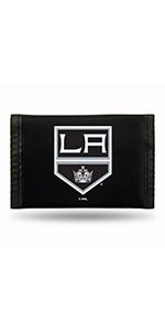 wallet,mens wallet,wallet for women,wallet for men,leather wallet,NHL,Kings,Los Angeles Kings