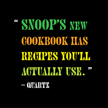 from crook to cook, snoop dogg, cookbook