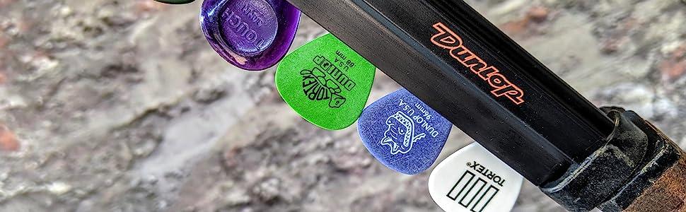 Dunlop 5010Bk Pick Clip 7