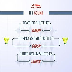 Hit sound