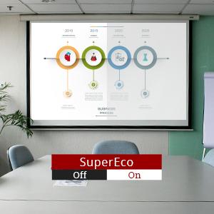 SuperEco mode