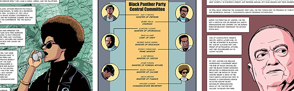 The Black Panther Party,  David F. Walker
