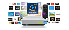streaming media player, skystream, streaming, tv box, stream, android tv box, android tv