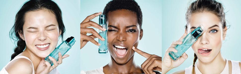 Hydra Genius, liquid care, moisturiser, skincare, l'oreal, hyaluronic acid, aloe water, aloe vera