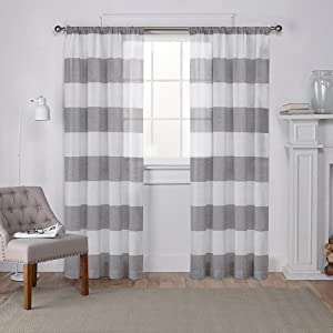 Transitional Curtains