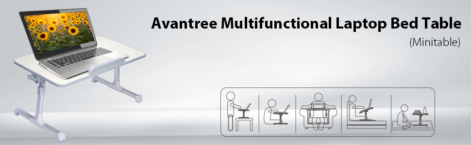 avantree laptop table