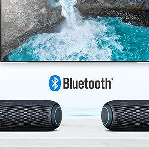Bluetooth TV