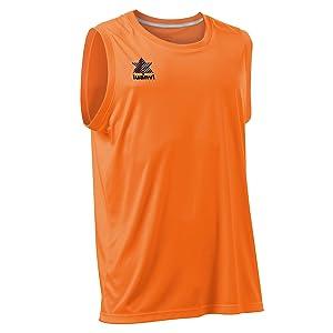 Camiseta, Luanvi, Baloncesto, Pol, sin mangas