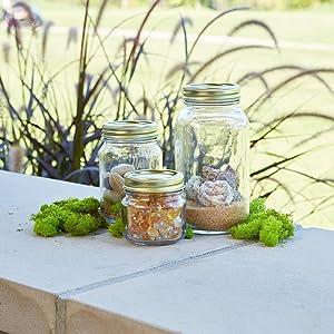 Anchor Hocking, Glass, Glassware, Canning Jars, Canning Jar, Canning, Decor, Decorating