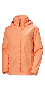 helly hansen womens rain jacket
