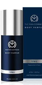 Bleu Body perfume