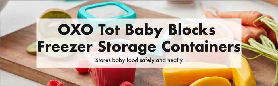 OXO Tot Baby Blocks 6 oz