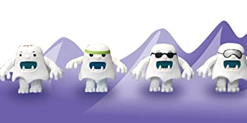 yeti, abominable snowman, monster