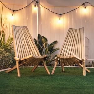 Tamarack Chairs Outdoors