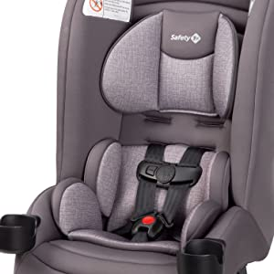 Safety 1st Jive 2-in-1 Convertible Car Seat One Size Harvest Moon