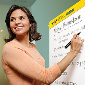 Post-it Easel Pad Super Sticky Self Stick