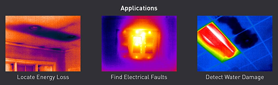 Seek Thermal, Compact, thermal imaging camera, photo, video, thermal, thermography, camera, Seek