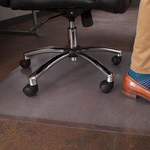 Amazon Com Essentials Chairmat For Hard Floors Wood
