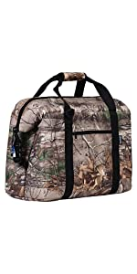camo cooler, realtree cooler, hunting cooler, ao cooler, soft cooler, polar bear cooler, yeti, rtic