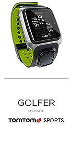 Reloj GPS TomTom Golfer 1 · Reloj GPS TomTom Golfer 2 SE · Reloj GPS TomTom Golfer 2