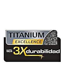 Tefal Ingenio Preference set de 2 sartenes Titanium Excellence: hasta tres veces más duradero