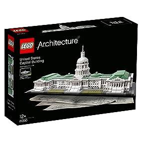 LEGO United States Capitol Building Kit