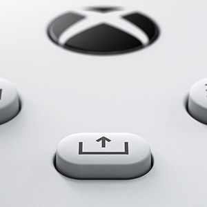 White Controller_Buttons