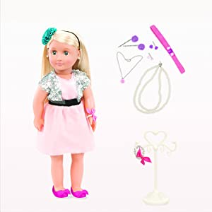 Our Generation : Phoebe Hairgrow Doll (From Hair to There