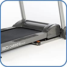 80i Fold Flat Treadmill 3.0 Horsepower Motor