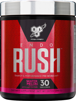 ENDORUSH - ENERGY & PERFORMANCE PRE-WORKOUT