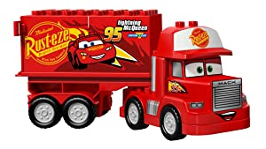 Amazon Com Lego Duplo Flo S Caf 233 10846 Building Kit Toys