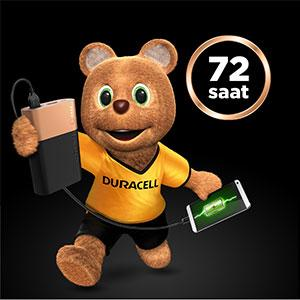 Duracell Powerbank 10050 mAh bear