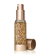 foundation makeup anti-aging mineral makeup natural clean organic hyaluronic serum jane iredale