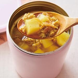 ひき肉ポテトカレーのスープ