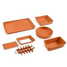 Five Piece Bakeware Set
