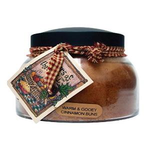 Warm & Gooey Cinnamon Buns Mama Jar Candle
