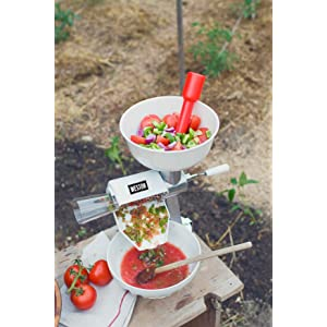 tomato press food strainer Victorio kitchen strainer food strainer