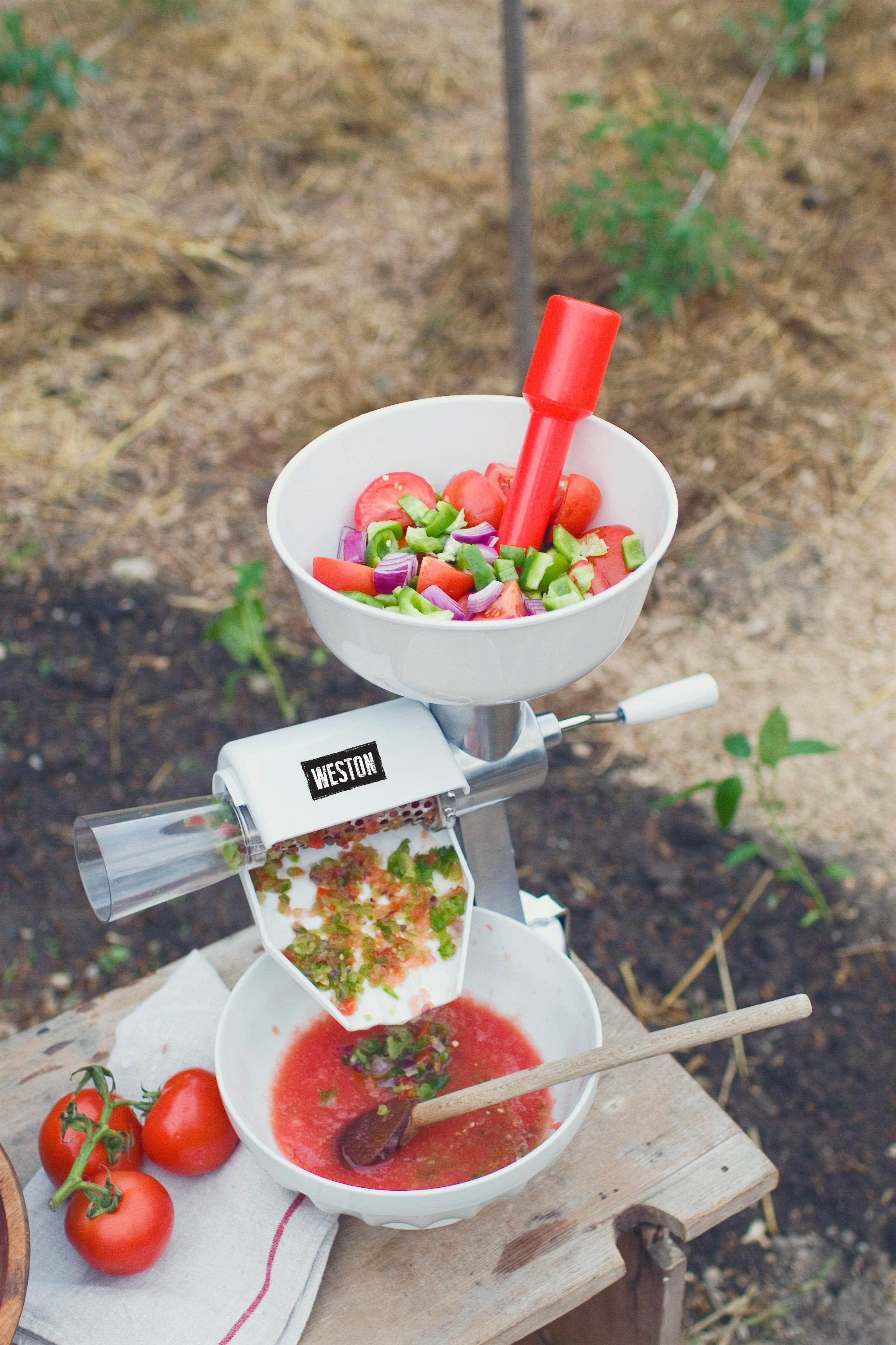 Roma Food Strainer Recipes