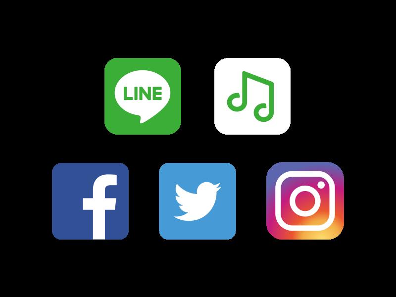 LINEモバイル_カウントフリー対象SNS