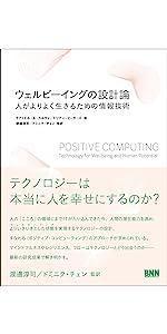 ウェルビーイング ポジティブコンピューティング 情報設計 レジリエンス マインドフルネス