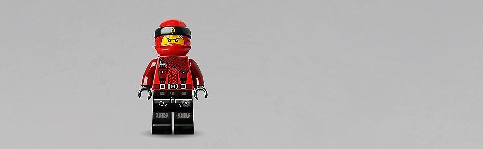 Kai Dragon Master LEGO Ninjago Masters of Spinjitzu 70647
