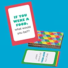 Cooking Class Mealtime Game Cards