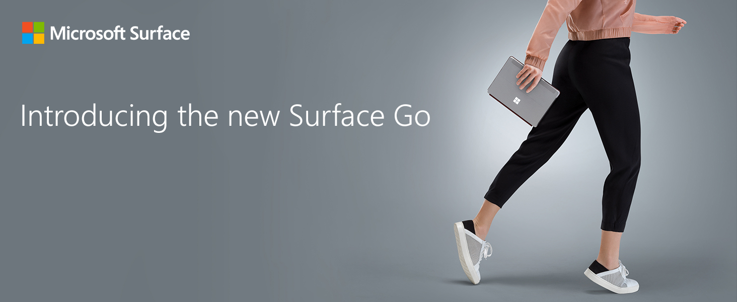 Introducing the new Surface Go