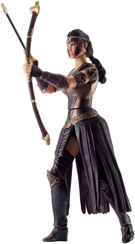 Amazon.com: DC Comics Multiverse Wonder Woman Menalippe ...