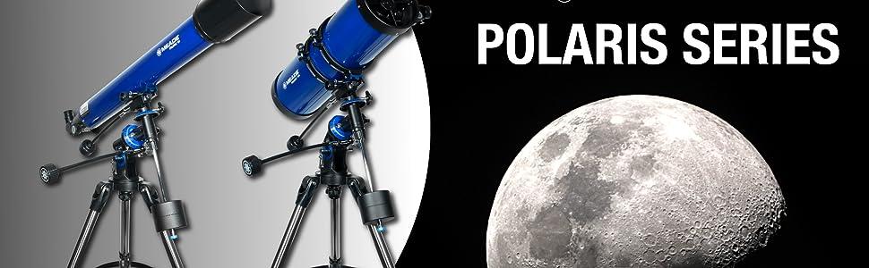 Telescope, Polaris, Optic