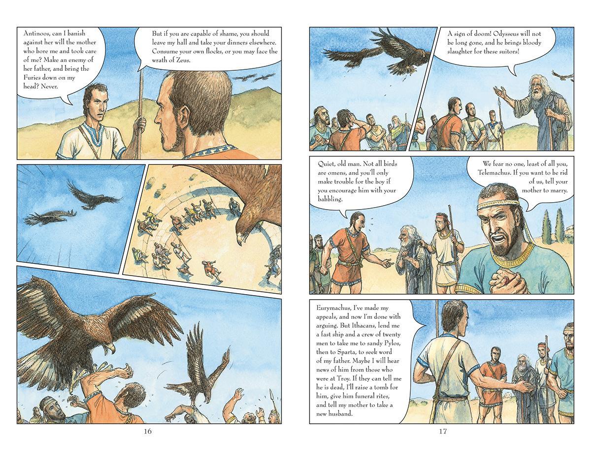 Percy Jackson Graphic Novel Pdf