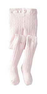 Jefferies Socks Girls' Cable Tight