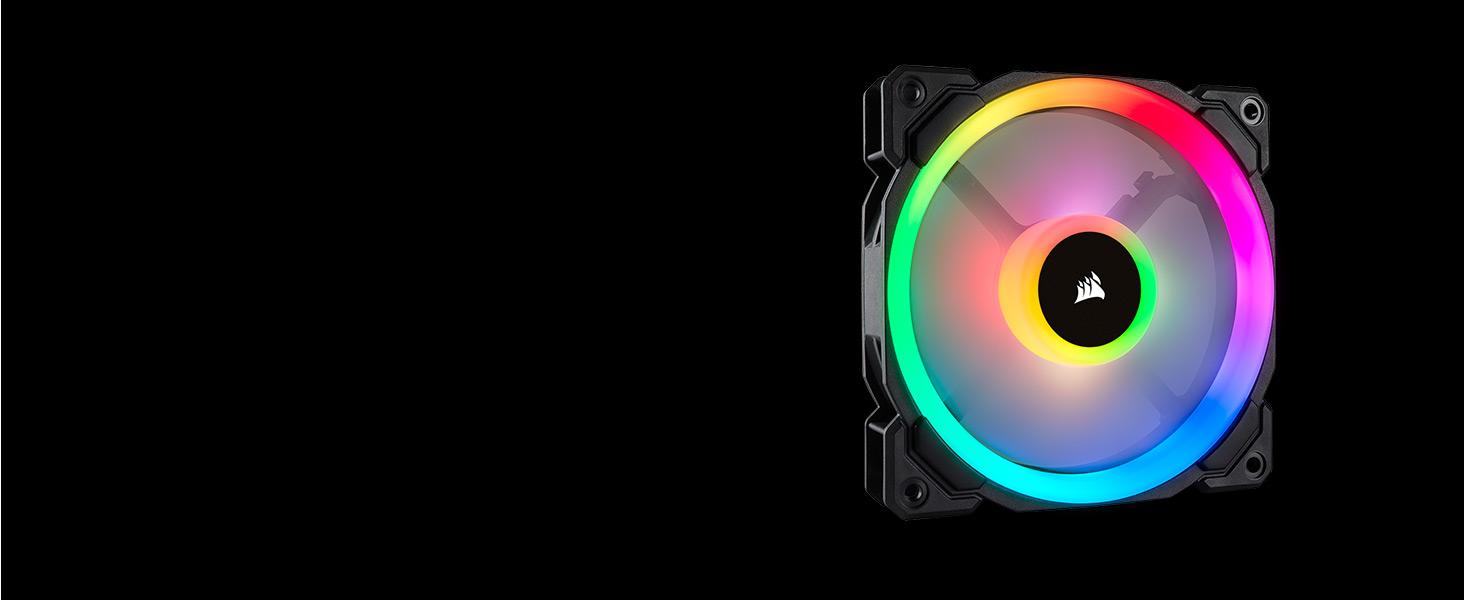 Corsair Dominator Platinum RGB 16GB (2x8GB) DDR4 3200 (PC4-25600) C16 1 35V  Desktop Memory